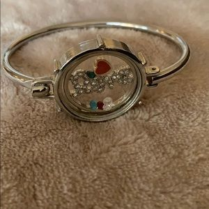 Origami Owl Jewelry - Origami Owl Love bracelet